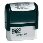 2000 Plus Printer 40 Connecticut Notary Stamp