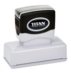 Titan Connecticut Notary Stamp
